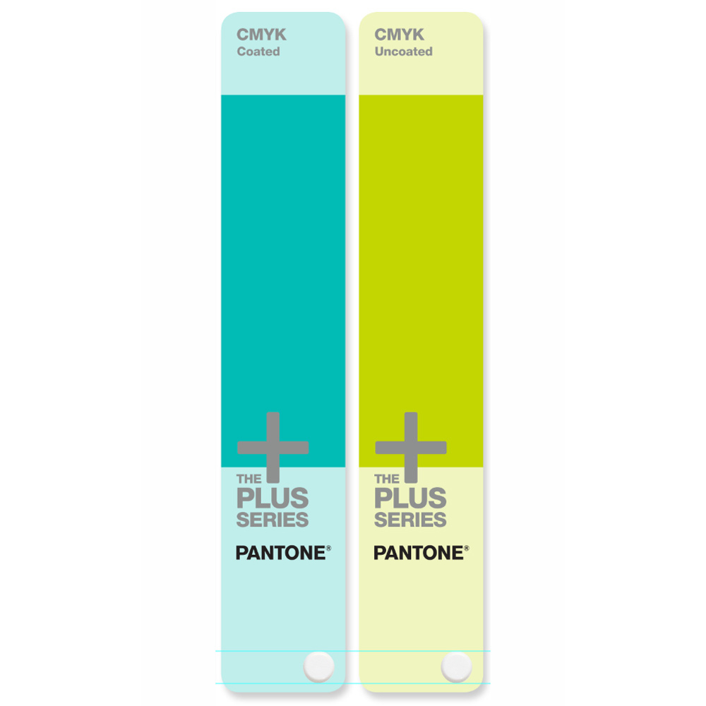 Цветовой справочник Pantone CMYK Guide Set Coated/Uncoated