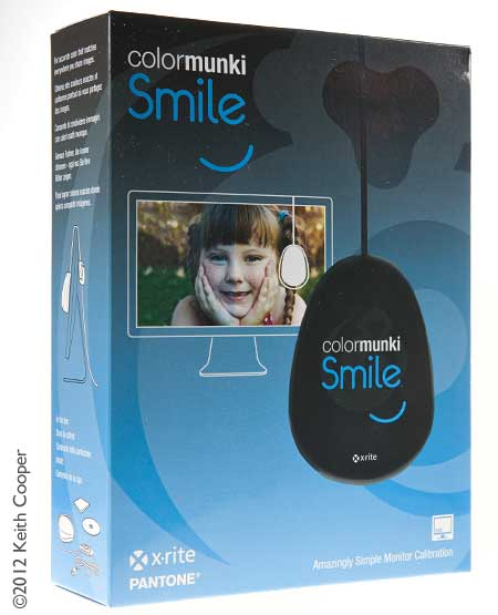 Обзор ColorMunki Smile