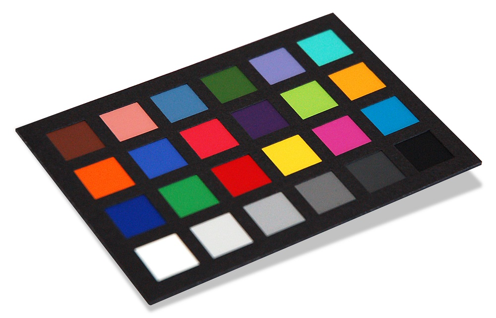 Цветовая мишень X-Rite ColorChecker Classic Mini