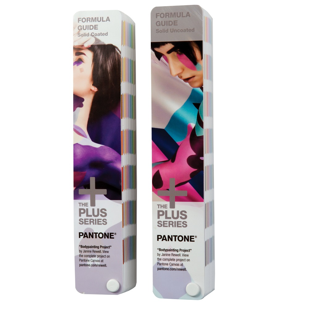 Цветовой справочник Pantone Formula Guide 2016 Coated/Uncoated