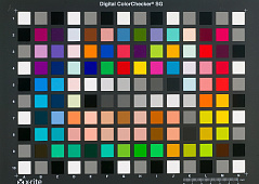 Цветовая мишень X-Rite ColorChecker Digital SG