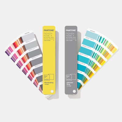 Цветовой справочник Pantone FHI Color Guide Limited Edition Color of the Year 2021